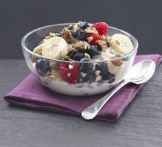 An energy-boosting breakfast pot that makes a great alternative to cereal and will keep you full until lunch