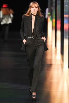 Spring 2015 Ready-to-Wear - Saint Laurent
