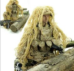 1/6 Soldier Action Figure Sniper Plastic Military 12 Inch     awesome #toys #Geek     FREE DELIVERY Worldwide    Price: $86.39 Discount from 86.39    #manga #toys #Geek