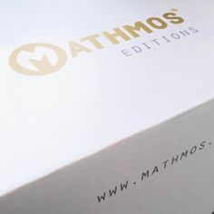 #Comingsoon... #MathmosEditions. www.mathmos.com