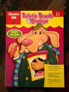The Mailbox :Bulletin Boards and Displays Book: (Gr 4-5) Interactive Displays #BulletinBoardsDisplaysBook Brand New Book! Auction Price Starting @ $5.00