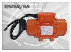 EVM-M - Kem-P Monofaze Vibrasyon Motoru