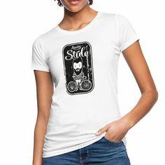 """Frauen Bio-T-Shirt - Gut für Dich und gut für die Umwelt: Dieses T-Shirt aus biologisch angebauter Baumwolle wurde als Teil der """"Earthpositive Kollektion"""" von Continental Clothing ausschließlich mittels erneuerbarer Energien hergestellt."""