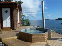 Badtunna Outdoor Sauna, Outdoor Decor, Summer, House, Home Decor, Google, Ideas, Europe, Summer Time