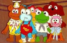 Classic 1980's kids TV muppet babies omg i watched this all the time