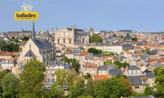 balladins Poitiers Jaunay Clan à Jaunay Clan : Escapade près du Futuroscope à Poitiers: #JAUNAYCLAN 49.00€ au lieu de 68.00€ (28% de…