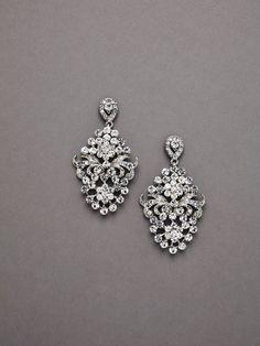 Elegant Chandelier Earrings