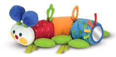 Melissa and Doug K's Kids Traveling Inchworm -- You can get additional details at the image link.