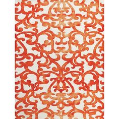 You'll love the Eltingville White/Orange Area Rug at Wayfair - Great Deals on all Rugs products with Free Shipping on most stuff, even the big stuff.