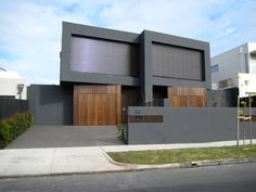 Webb Street Town Houses (duplex) - Caulfield - by Davey Architecture Studio, Australia -