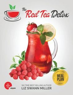 The Red Tea Detox Program Helps People Lose Unwanted Belly Fat Fast! Try The Red Tea Detox Cleanse Program! Get Great Free Bonuses! Woman drinks African Red Tea and loses 41 pounds overnight! Healthy Recipes, Tea Recipes, Healthy Drinks, Juice Recipes, Healthy Smoothies, Healthy Food, Dinner Recipes, Detox Cleanse For Weight Loss, Full Body Detox