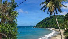 Grenada Saint George, Grenadines, Grenada, Caribbean, Past, Island, Beach, Distance, Water