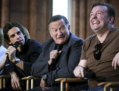 Robin Williams: A life in pictures - Rediff.com Movies