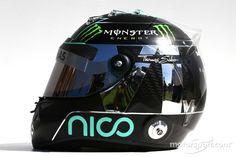 Nico Rosberg, Mercedes AMG F1 (2014) - side