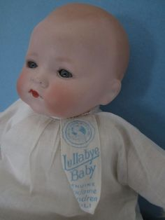 "Armand Marseille 341 German 11"" Baby Doll"