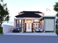 Gambar Desain Rumah Minimalis Modern 1 Lantai T&ak Depan & Rumah Minimalis Sederhana Bergaya Modern 1 Lantai Tampak Depan ...