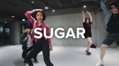 Lia Kim teaches choreography to Sugar by Maroon 5. Learn from instructors of 1MILLION Dance Studio in YouTube! 1MILLION Dance…  Do I even have to say something?! x3