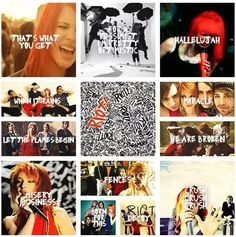 Way to go, Paramore!  #9yearsofRiot!