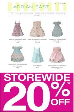 03f678b8436 Adrian East-Designer Clothes for Children