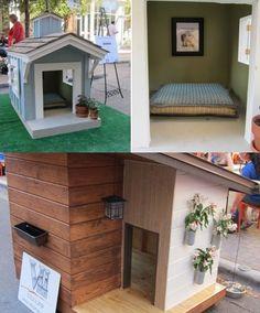 awsome+dog+house+ | Awesome Dog Houses | Pooch Palace...