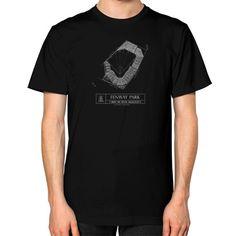 Fenway Park (Plan View) - T-Shirt