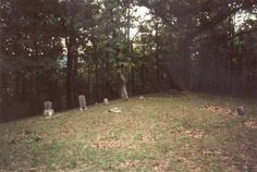Many of the residents of Moonville are buried just west of town, in an old cemetery on top of a hill. Most of the grave markers are missing or unreadable, but a few have been replaced, and American flags are regularly put out for the veterans.