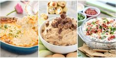Sit back, relax, and dip into these flavorful and fun recipes.