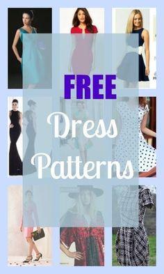 free dress patterns More More