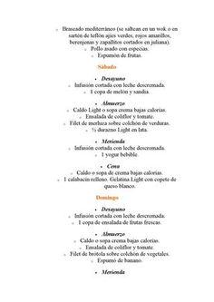 La dieta del doctor Ravenna
