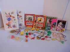 Here are 50 Cracker Jack and misc toys.   eBay!