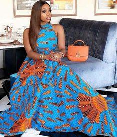 African Clothing/ Ankara Top / Ankara Flare Blouse/ African Print/ Ankara Fabric by laviye - 2019 Dresses, Skirt, Shirts & Latest African Fashion Dresses, African Print Dresses, African Print Fashion, Africa Fashion, African Dress, Ankara Fashion, African Prints, African Attire, African Wear