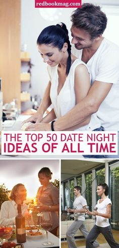 BEST DATE NIGHT IDEAS: Get in some fun quality time with your husband with these easy and inexpensive ideas! Whether you're celebrating an anniversary or just spicing up a Saturday night, these brilliant ideas will bring you and your hubby closer. Get the best date ideas, from other couples all over the country, here!