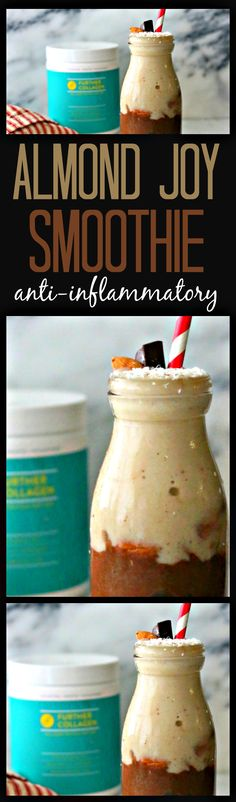 http://www.furtherfood.com/recipe/almond-joy-smoothie-collagen-protein/