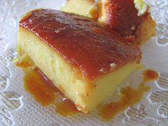 Caramel Custard (with custard powder)