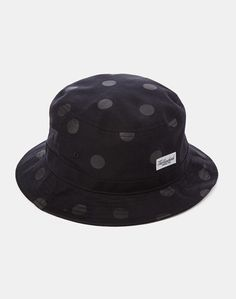 The Hundreds Prime Bucket Hat  - Mens clothing at The Idle Man