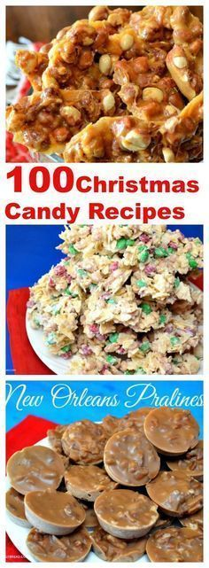 BEST CHRISTMAS CANDY RECIPES ROUNDUP
