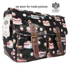 Cupcake Satchel Bag