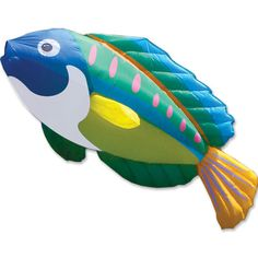8 Ft. Peacock Wrasse – Premier Kites & Designs