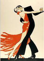 Fabulous tango poster.