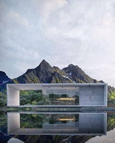 Stavanger House by Alexander Nerovnya #Norway #archiviz #3dmax www.amazingarchitecture.com ✔️ #amazingarchitecture #architecture www.facebook.com/amazingarchitecture https://www.twitter.com/amazingarchi https://www.pinterest.com/amazingarchi #design #contemporary #architecten #nofilter #architect #arquitectura #iphoneonly #instaarchitecture #love #concept #Architektur #architecture #luxury #architect #architettura #interiordesign #photooftheday #instatravel #travel #instagood ...