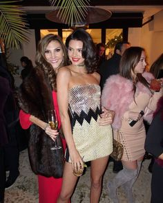 December 24 - Kendall at the Annual Kardashian & Jenner Christmas Eve Party.