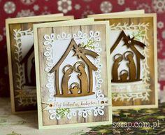 ręcznie_robione_kartki_bożonarodzeniowe by http://latarnia.wordpress.com/