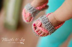 crochetbabyflipflopsandalspatternWM (size 1-4)