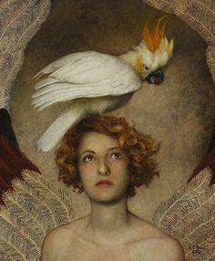 Augury # 2 / Louise C. Fenne