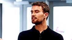 Find GIFs with the latest and newest hashtags! Search, discover and share your favorite Theo James GIFs. The best GIFs are on GIPHY. Theo James, James 4, Theodore James, James Bond, Divergent Fandom, Divergent Trilogy, Wattpad, Tris And Four, My Sun And Stars