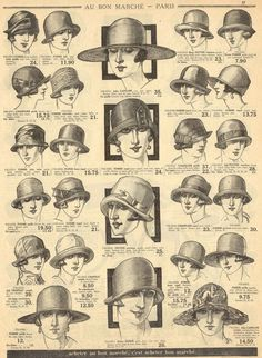 Vintage Hats How to draw Hat Drawing Hats Hat Illustration with thanks to deschapeaux Resources for Art Students CAPI Create Art Portfolio Ideas at Art School Portfolio Work Drawing Hats, Drawing Drawing, Drawing Clothes, 1920s Hats, Vintage Outfits, Vintage Fashion, Flapper Hat, Look Retro, Retro Mode