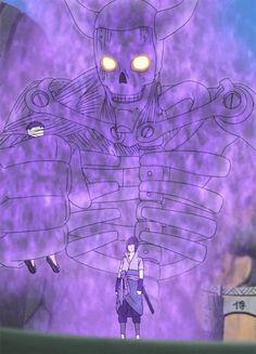 sasuke uchiha susanoo sharingan blog