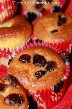 Muffins ai Mirtilli - Blueberry muffins