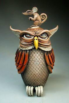 Grafton Pottery Some humorous art. :)