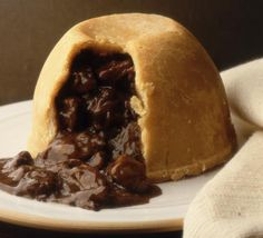 Steak and Kidney Pudding is a great British classic recipe full of tender, meat in a thick sauce. It may look daunting to make but in fact quite easy.
